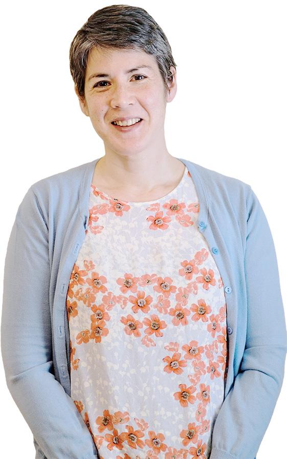 Christine Luscombe