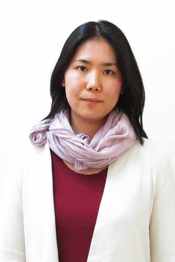 Izumi Fukunaga, a Japanese woman