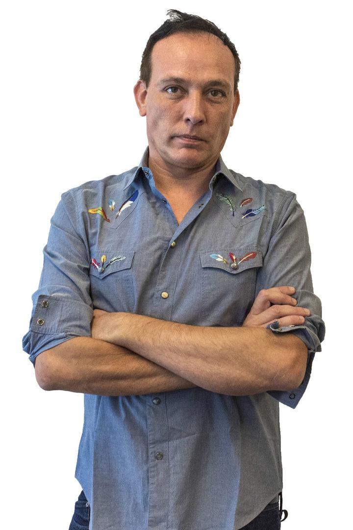 Timothy Ravasi portrait