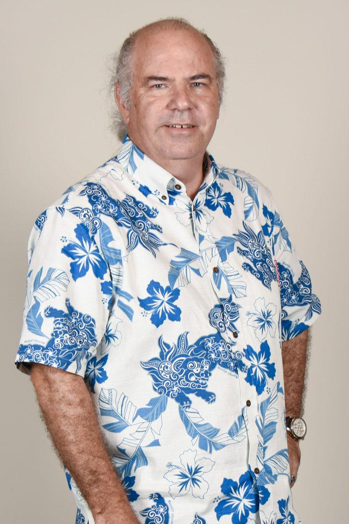 Photo of Jason Twamley