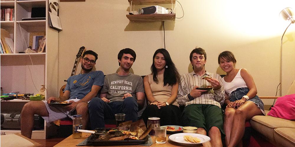 January group dinner