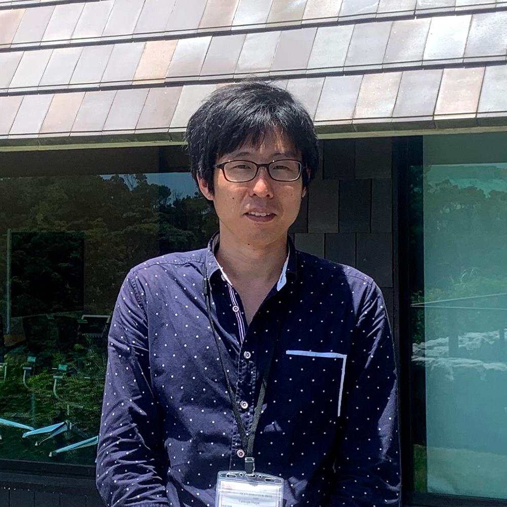 Dr. Tatsuya Haga