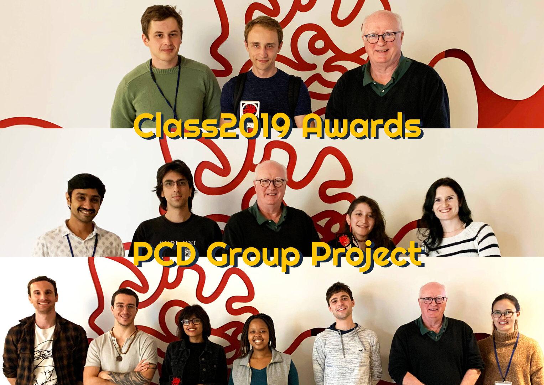 Class 2019 winner team