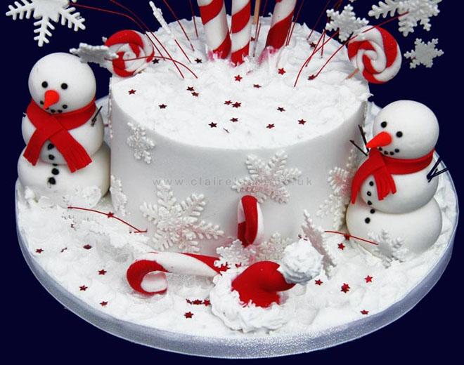 Cake Decor Group : Holiday/Christmas Cake OIST Groups