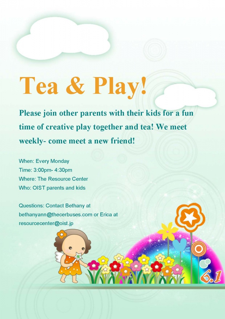 Tea and Play