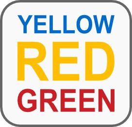 Stroop text/colour