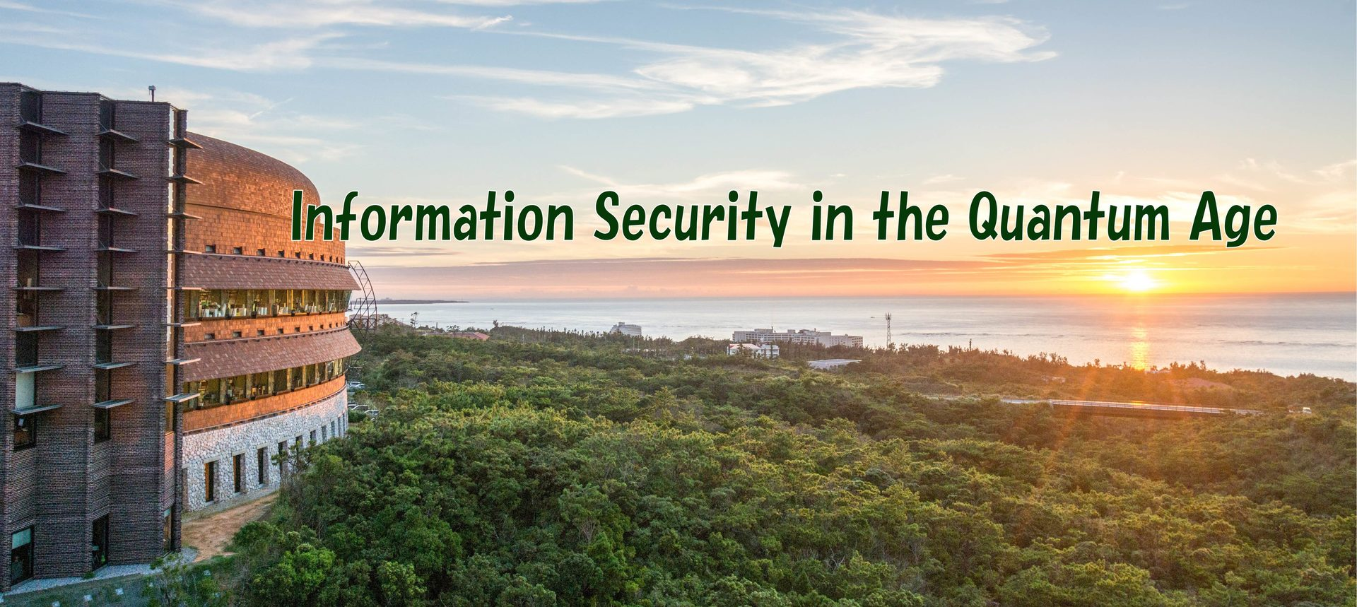 Isqa Information Security In The Quantum Age Oist Groups