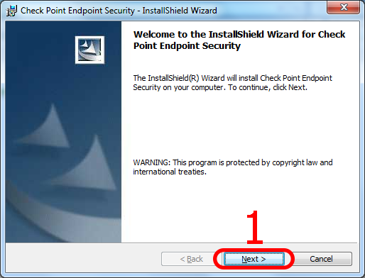 EndPoint VPN Software installation for Windows | OIST Groups