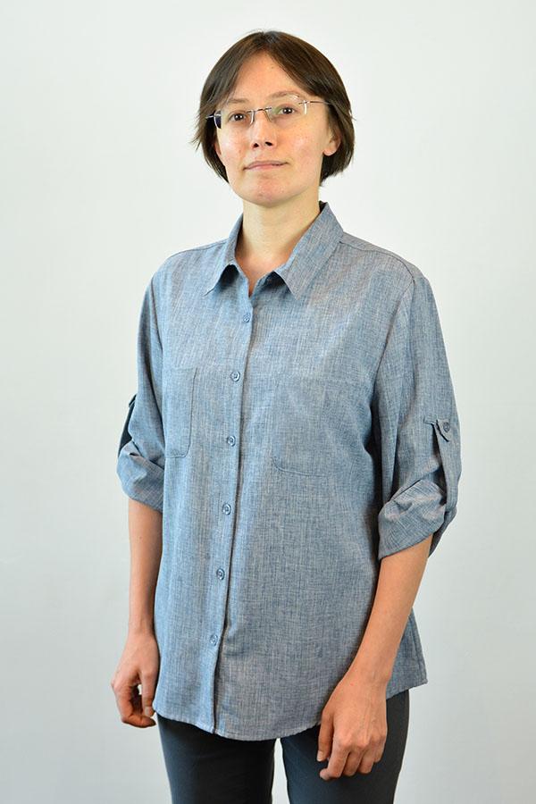 Julia Khusnutdinova