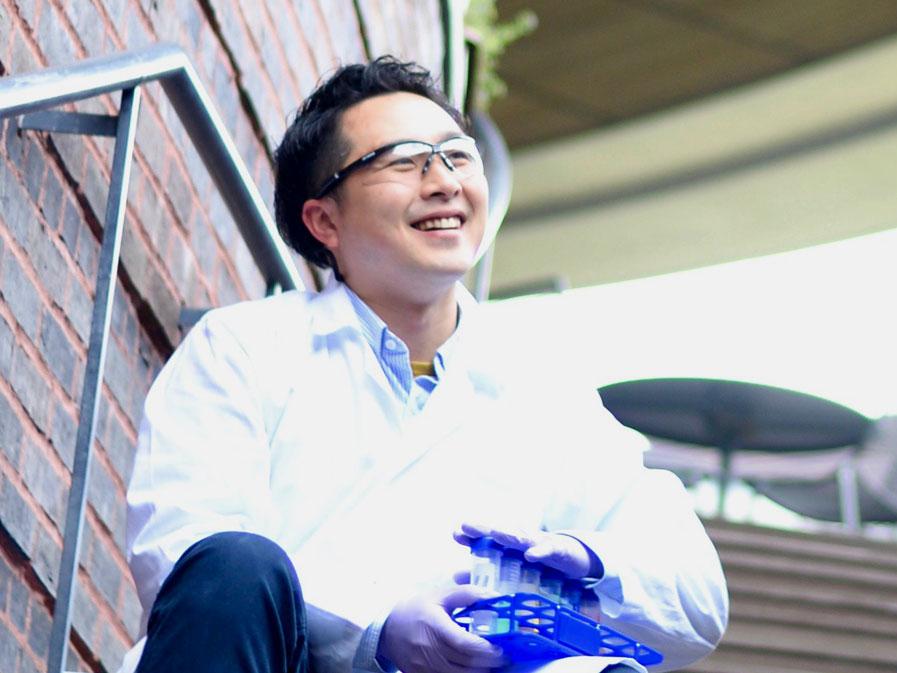 Atsushi Matsumoto (Postdoctoral Scholar)
